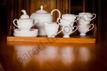 """Чайный сервиз на 6 персон Акку """"Грация"""" 15 предметов"""