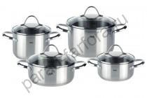 """Набор посуды Fissler """"Paris"""" 4 предмета"""