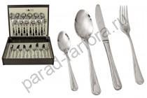 """Набор столовых предметов Face """"Santorini"""" 24 предмета на 6 персон"""