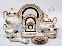 """Чайный сервиз Weimar Porzellan """"Анна Амалия"""" 31 предмет на 6 персон"""