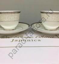 "Кофейная пара Japonica ""Фреска"" 12 предметов"