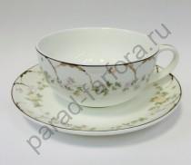 """Чайная пара на 6 персон Japonica """"Ностальжи"""" 12 предметов"""