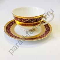 """Чайная пара Japonica """"Королевский рубин"""" 12 предметов"""