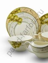 "Набор тарелок Japonica ""Семильон"" 18 предметов"