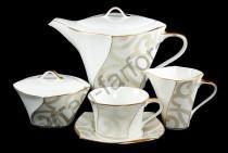 """Чайный сервиз Narumi """"Грегори"""" 17 предметов"""