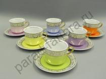 Чайная пара Сабина 12 предметов