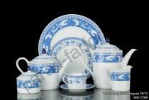 """Чайно-кофейный сервиз Винтерлинг """"Морозная свежесть"""" 29 предметов на 12 персон"""