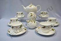 Чайный сервиз на 6 персон Takito