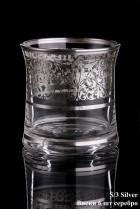 """Бокал для виски TIMON """"Silver"""" (6шт)"""